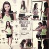 """+   18 JUIN_  Nina était au premier évènement annuel de """"Muscle Milk Light"""" Women's Fitness Retreat.   Encore en tenue de sport, mais toujours aussi jolie, même si je trouve qu'elle était un peu trop simple, non ?  +"""