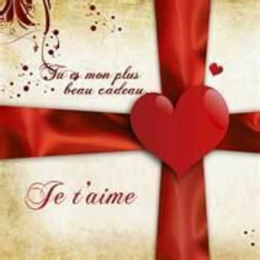 ... Je t'aime...POUR MA ZABOU QUE J ADORE