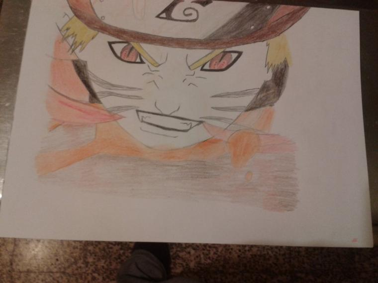 Dessin naruto kyubi mode le blog de la craazy fan de - Naruto kyubi dessin ...