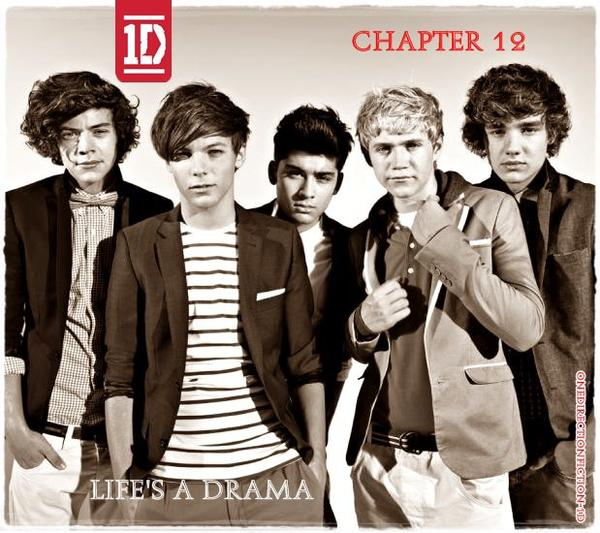 Chapter 12 : Life's A Drama.