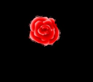Tatouage fleur tribal.
