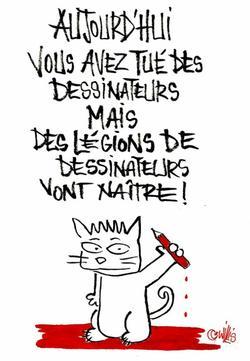 Charlie Hebdo....