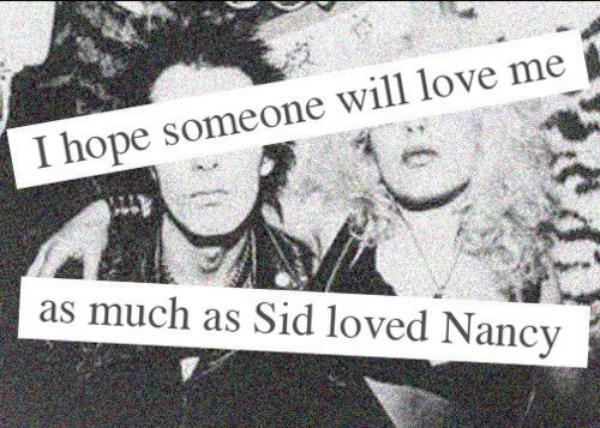 """It's friday I'm in love."""