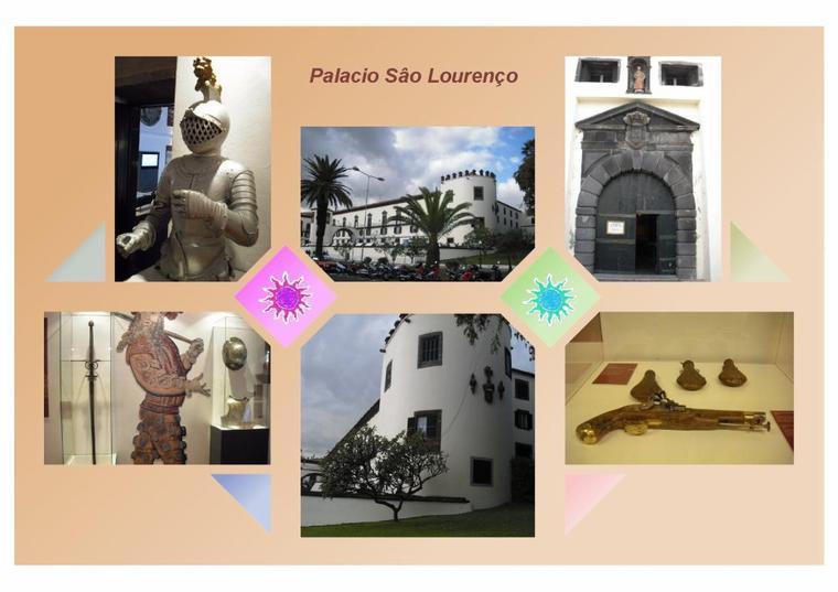 350 Palacio Sào Lourenço