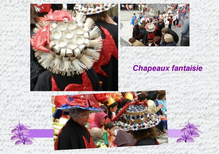358  Chapeaux fantaisie