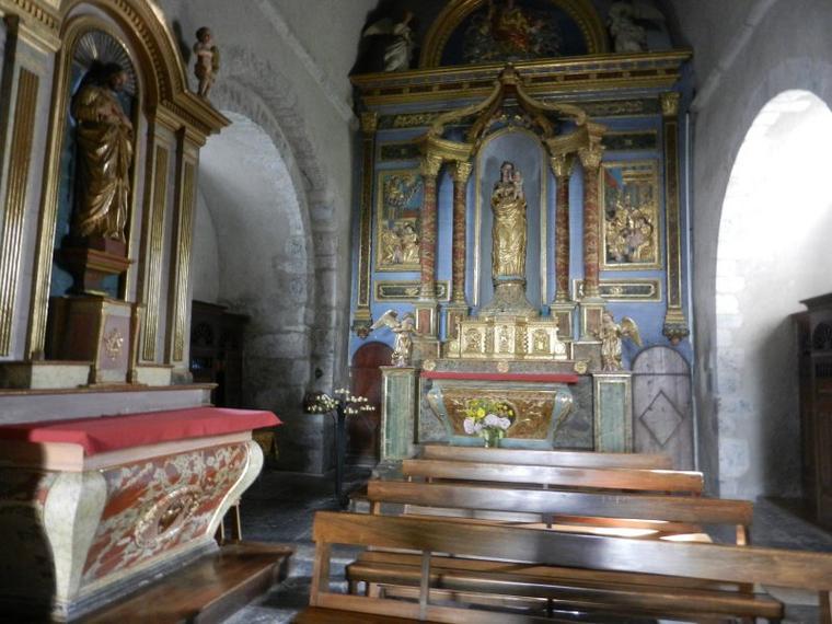679  Eglise de Sarrancolin