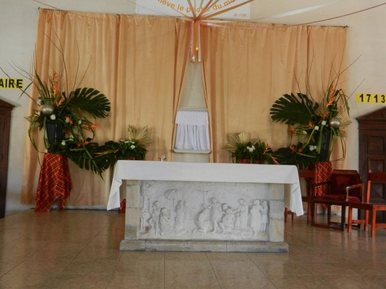 722  Le Vauclin Martinique