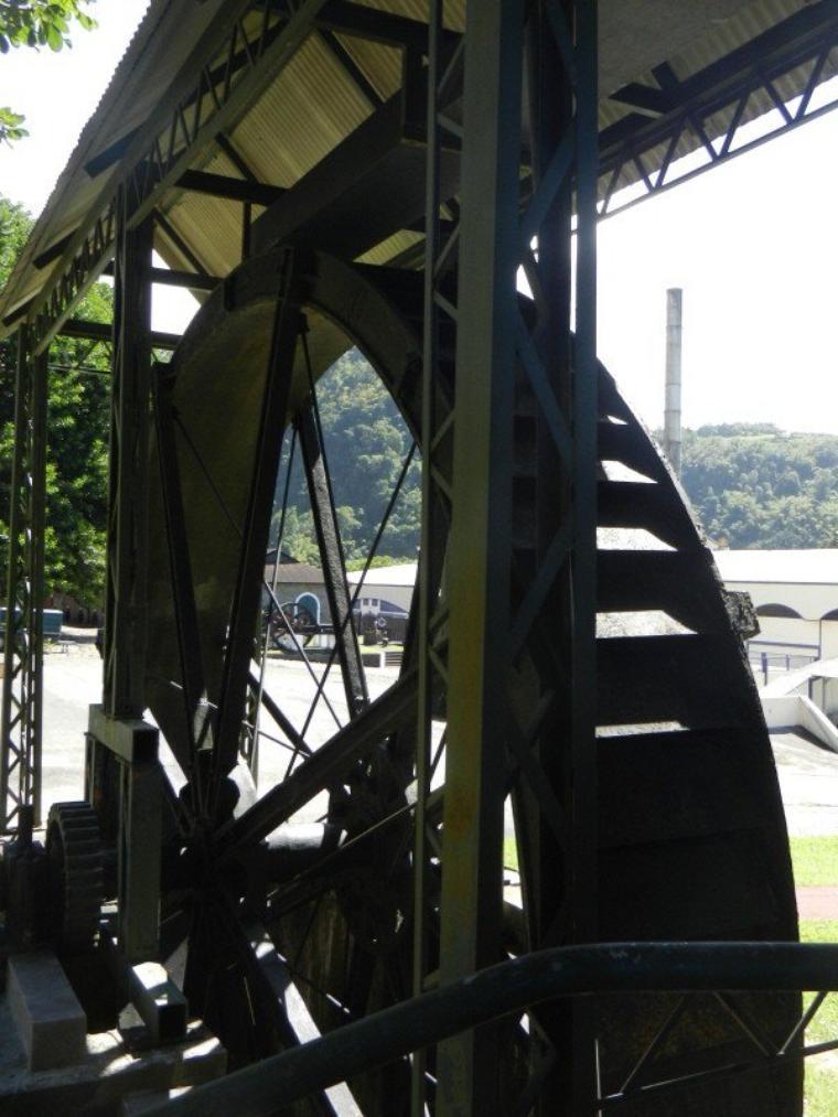 726  Distillerie Depaz, la Martinique