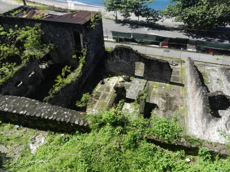 730  Saint-Pierre en Martinique