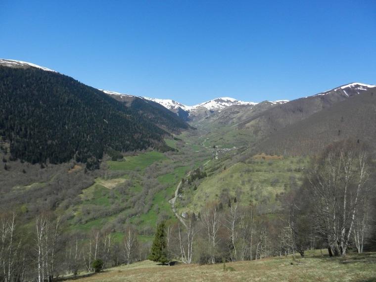 762  Petite balade en montagne