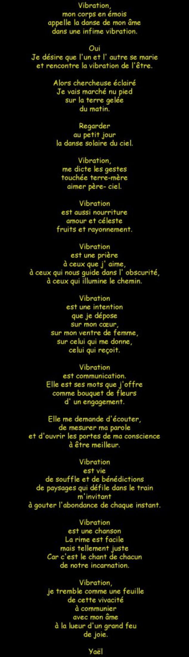 Vibrations Blog De Pour Toi Femme