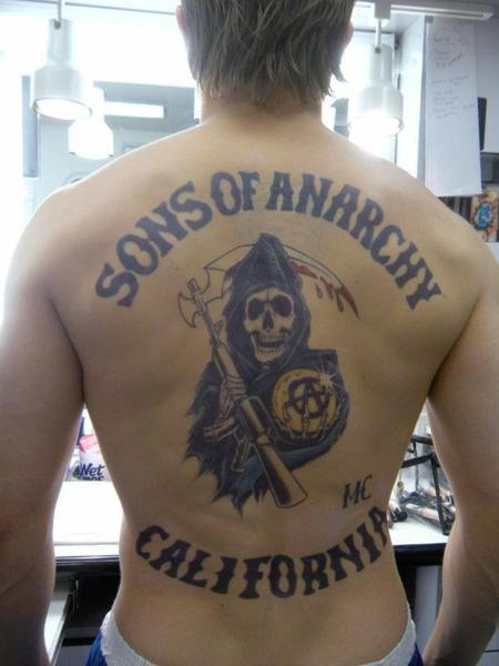 Sons of anarchy !