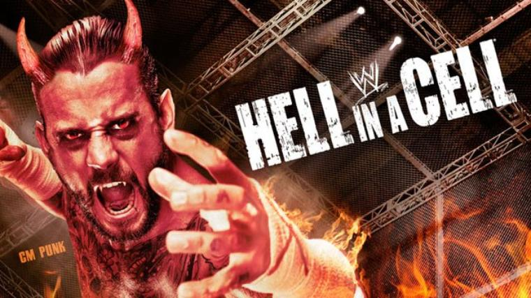 PPV : HELL IN A CELL ( le 28/10/2012)