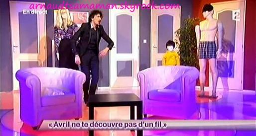 "Arnaud Tsamere au prime time de ""On n'demande qu'à en rire"" du 13 avril 2012!!!!"