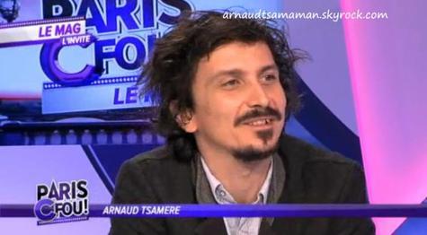 "Arnaud Tsamere dans ""PARIS C FOU!"""