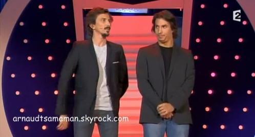 Arnaud Tsamere est passé dans ONDAR avec Jérémy Ferrari pour faire la pub d'ONDAR Show