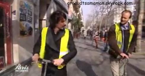 """Arnaud Tsamere dans """"Paris tout compris"""""""