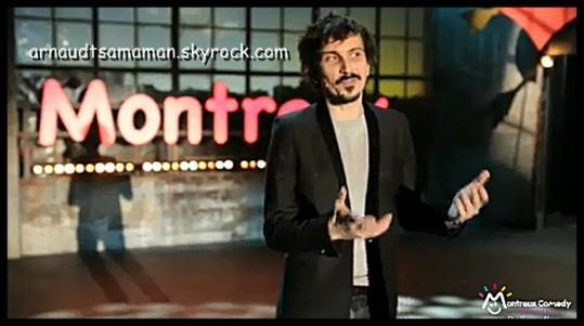 Le Golden Show au Montreux Comedy Festival