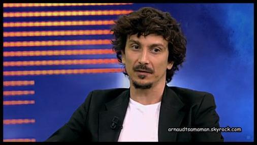 """Arnaud Tsamere dans """"Face à Face"""" sur RTL"""