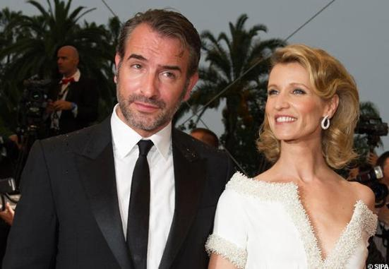 "Alexandra Lamy et Jean Dujardin ""si gentils"" selon Arnaud Tsamere"