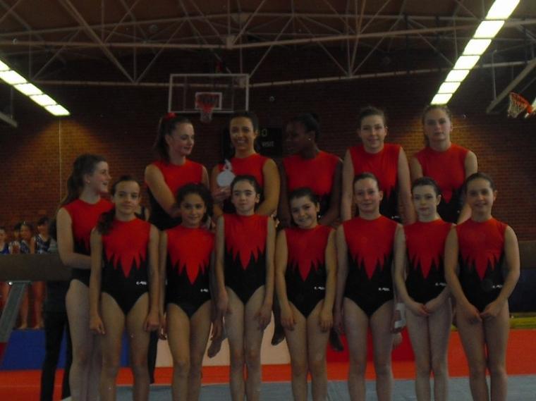 Equipes départementales 2012