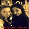 Debby and Lavina!