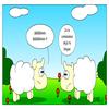les mouton son tous pareille