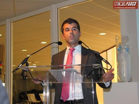 Un nouveau directeur pour Walibi Belgium !