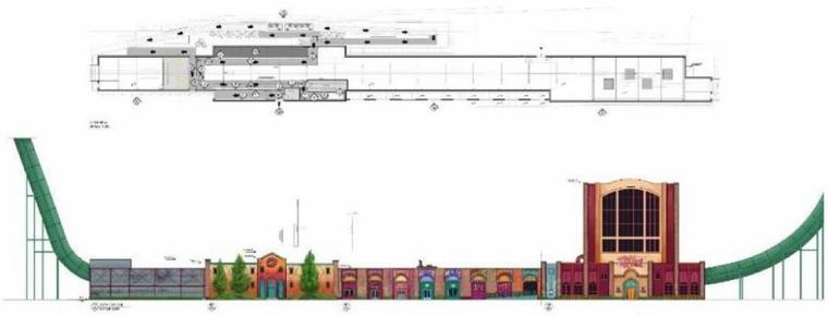 Quelque Info en plus sur la Turbine ( Le premier concept art)