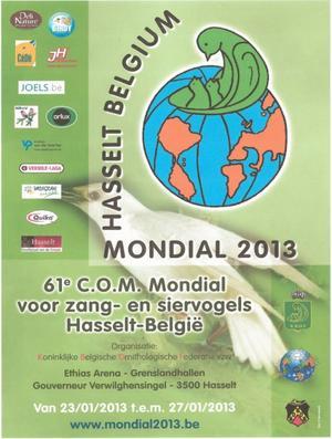 Mondial 2012 HASSELT