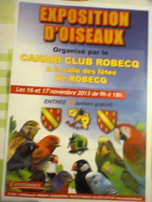 Exposition et bourse à ROBECQ