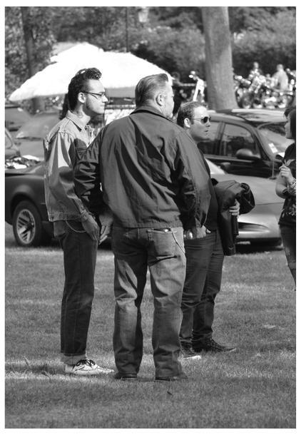 """The Bonnie Blue Boys """"3rd Rockabilly Festival"""""""