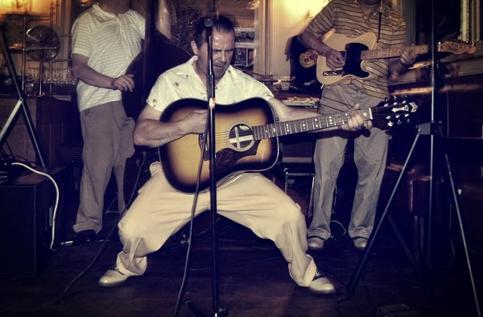 Carl & The Rhythm All Stars... pour la fête du 14 juillet...
