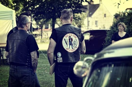 The BONNIE BLUE BOYS CC Rockabilly Festival # 5