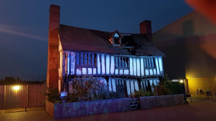 La maison des Potter