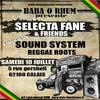 Flyer Sound System 10/07/10 au Baba , avec Youth Rising Sound ( Cambrai )