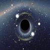 LE TROU NOIR et un objet astrophysique ( un astre ) qie inquiète  les astrophysiciens et les physiciens théoriciens il depasse toute les lois de la physique  ca veut dire le trou noir il sont encore très mystérieux aux yeux des scientifiques