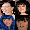 .  Zoom sur le Make Up de Katy .