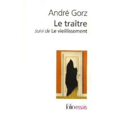 Andre Gorz , philosophe, spécialisé sur les questions du travail