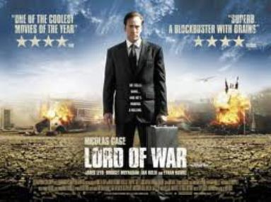 Lord of War par Andrew Niccol