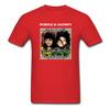 les dessins de JAYON'I sur tee-shirt....