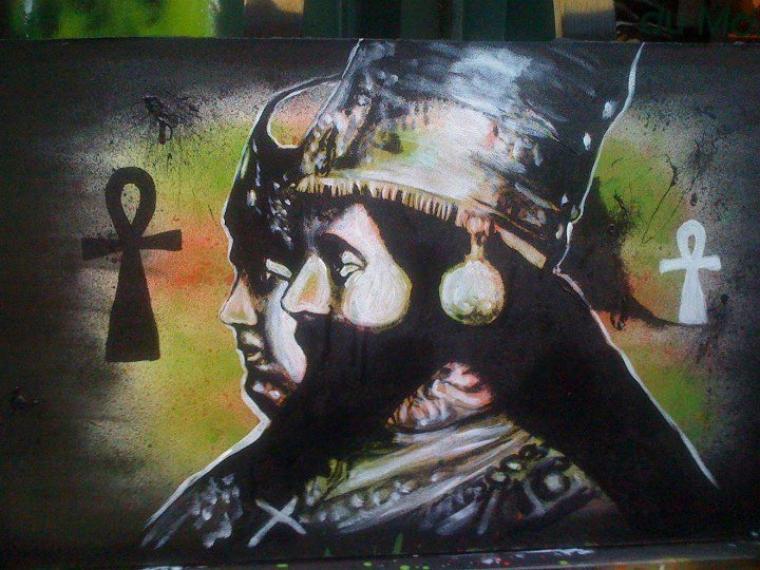 mes peintures.....