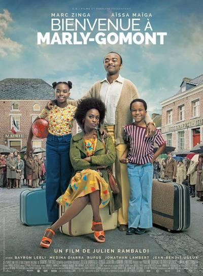 Bienvenue à Marly Gomont de Julien Rambaldi (vu le 12/08/18)