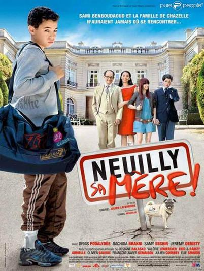 Neuilly sa mère !!  (vue le 26/08/18)