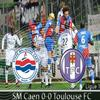 SM Caen 0-0 Toulouse FC