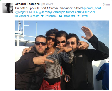 Oh mon Bateau-oh-oh-ohh