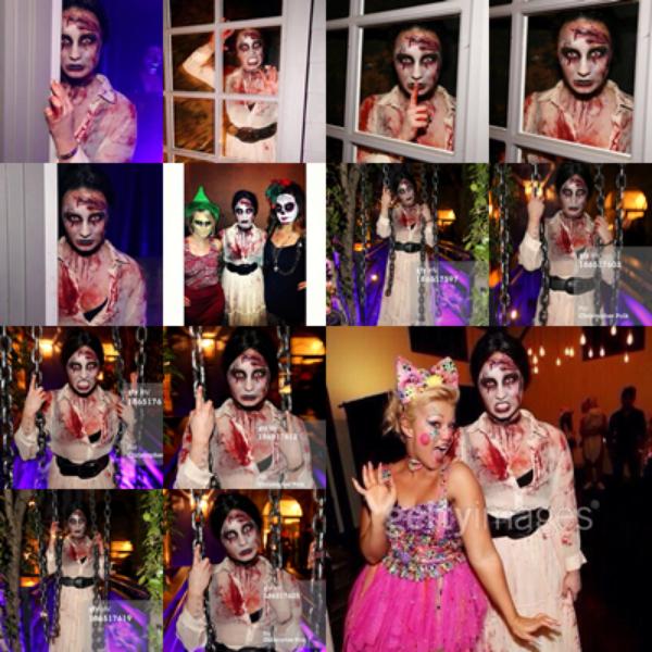"""Le 28/10 - Demi a performer à son concert appelé le """" The Demi Lovato Experience """" à Los Angeles !!"""