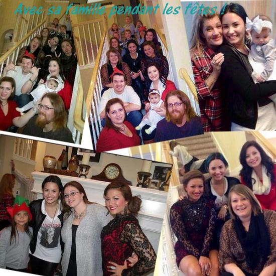 Voici plusieurs scans de magazine ou Demi apparaît !!