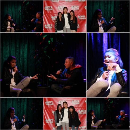 LE 01/03 et le 02/03 - Demi a fait un concert à Camden dans le New Jersey et un concert à Fairfax en Virginie !!