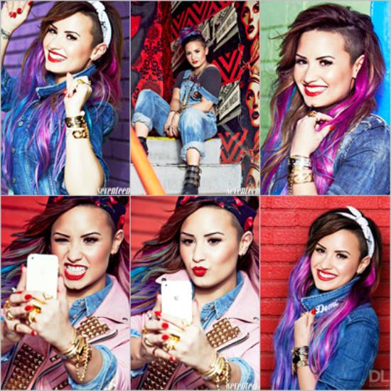 LE 18/06 - Demi c'est rendu à Radio Disney à Los Angeles !!